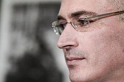 Mikhail Khodorkovsky, 2013.