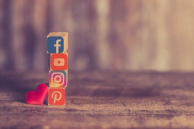 Social Media Marketing Images.